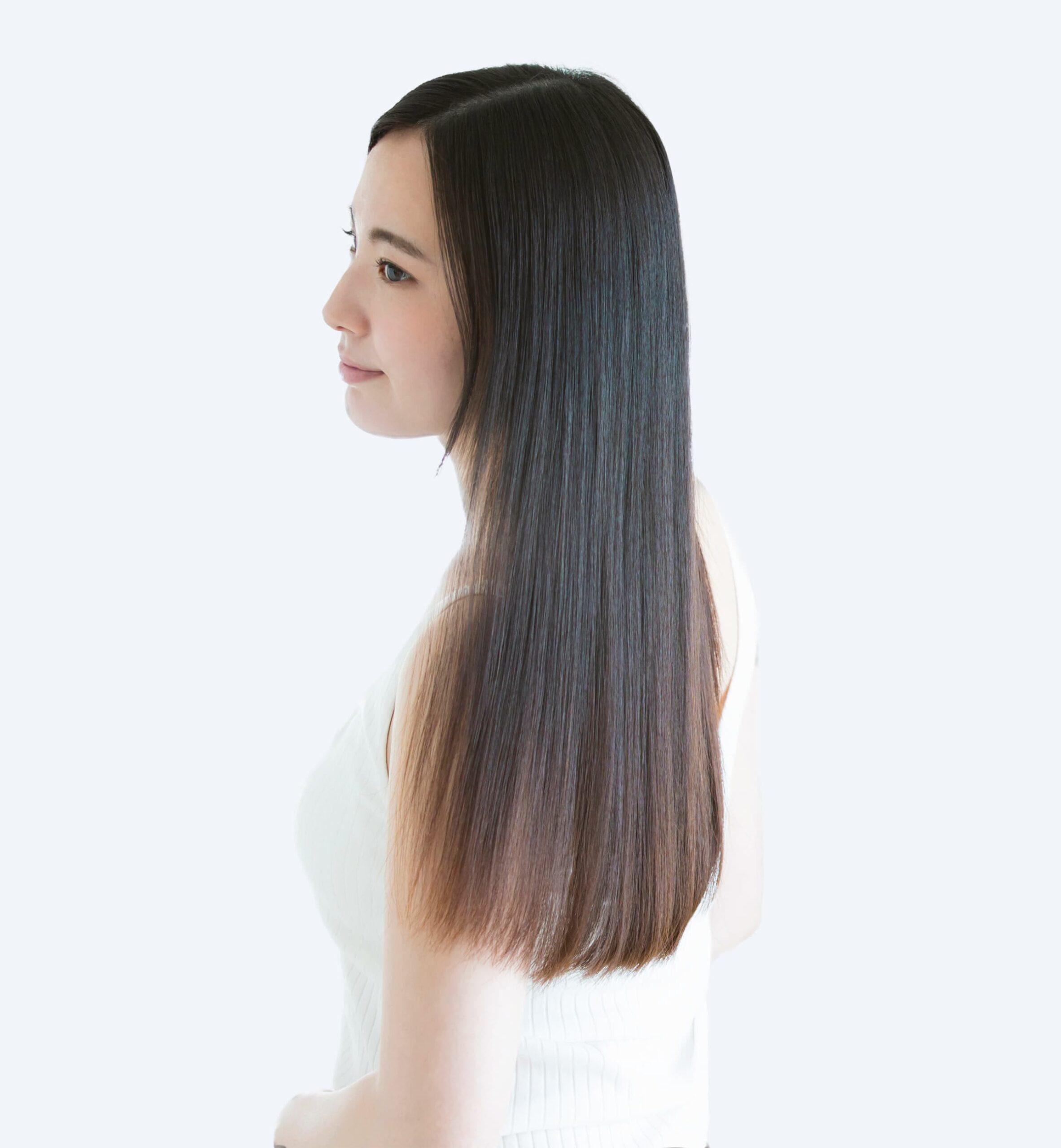 髪質改善美髪縮毛矯正エステ